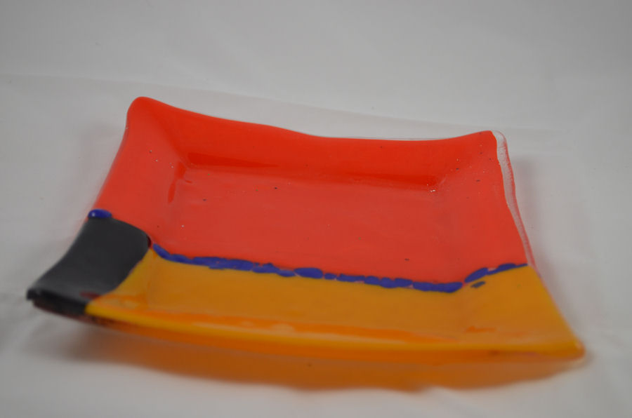 OrangeYellowTray